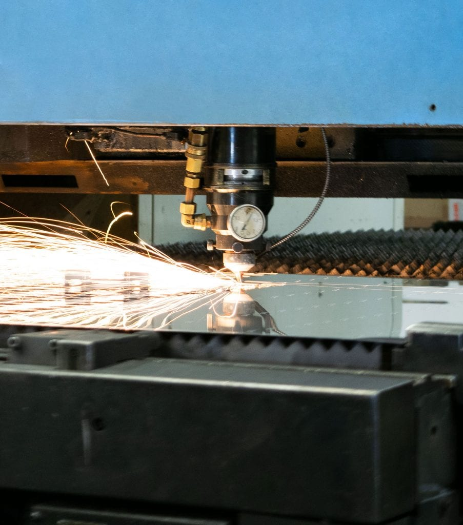 we specialize in metal fabrication