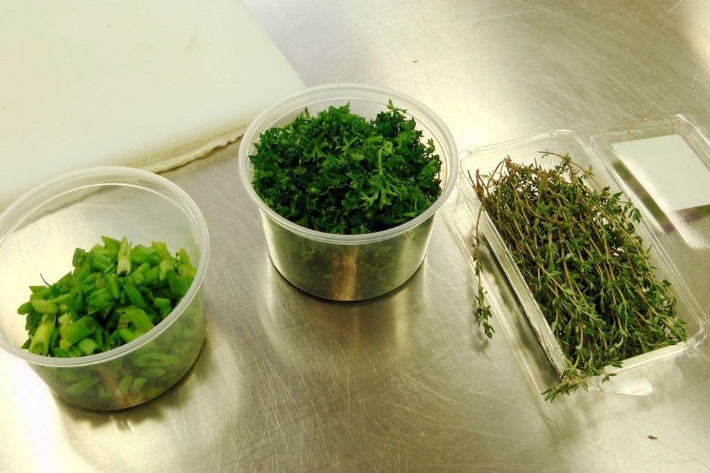 herbs for chicken soup
