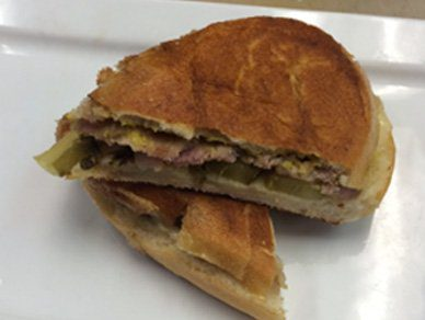 cut cuban sandwich