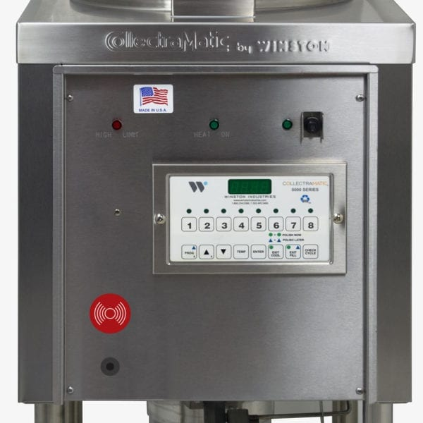 Collectramatic OF59C controls
