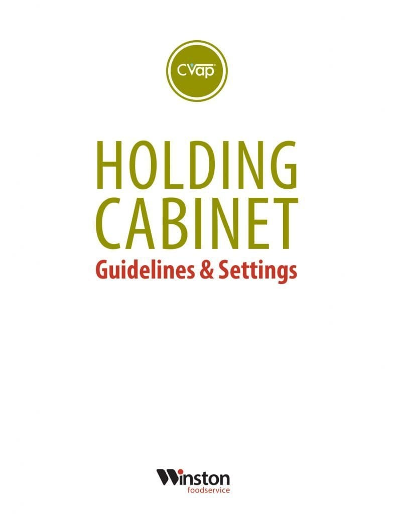 CVap Legacy Holding Cabinet Cover