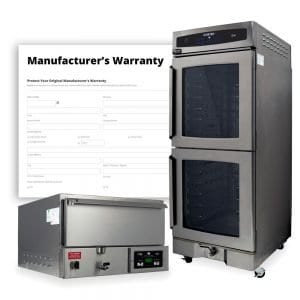 CVap products with warranty form