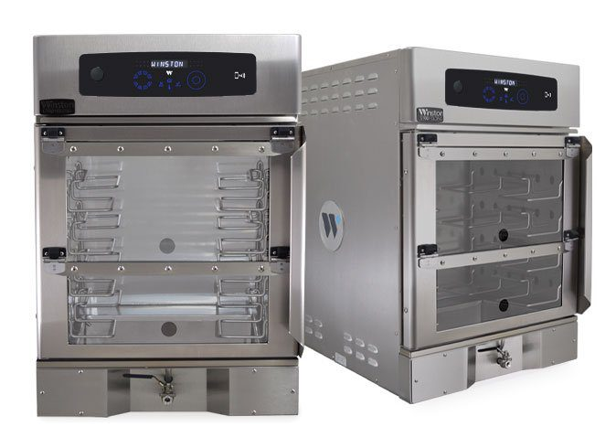 CVap Flip Door Cabinets - commercial kitchen equipment