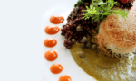 Chef Deb Paquette's beautiful food