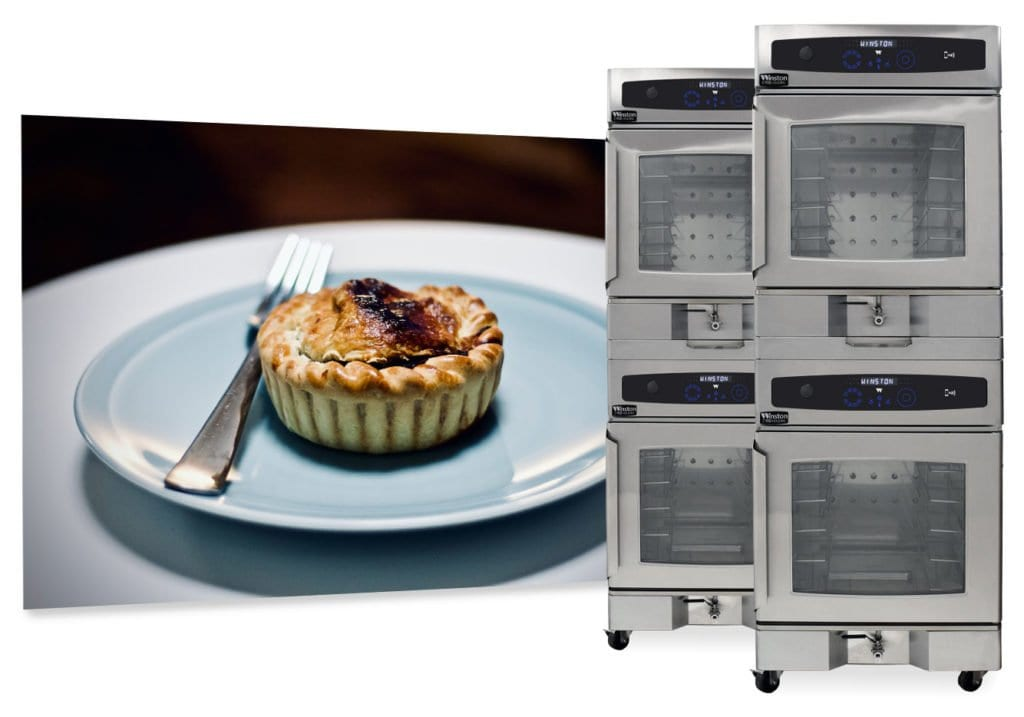 CVap ovens are great for baking