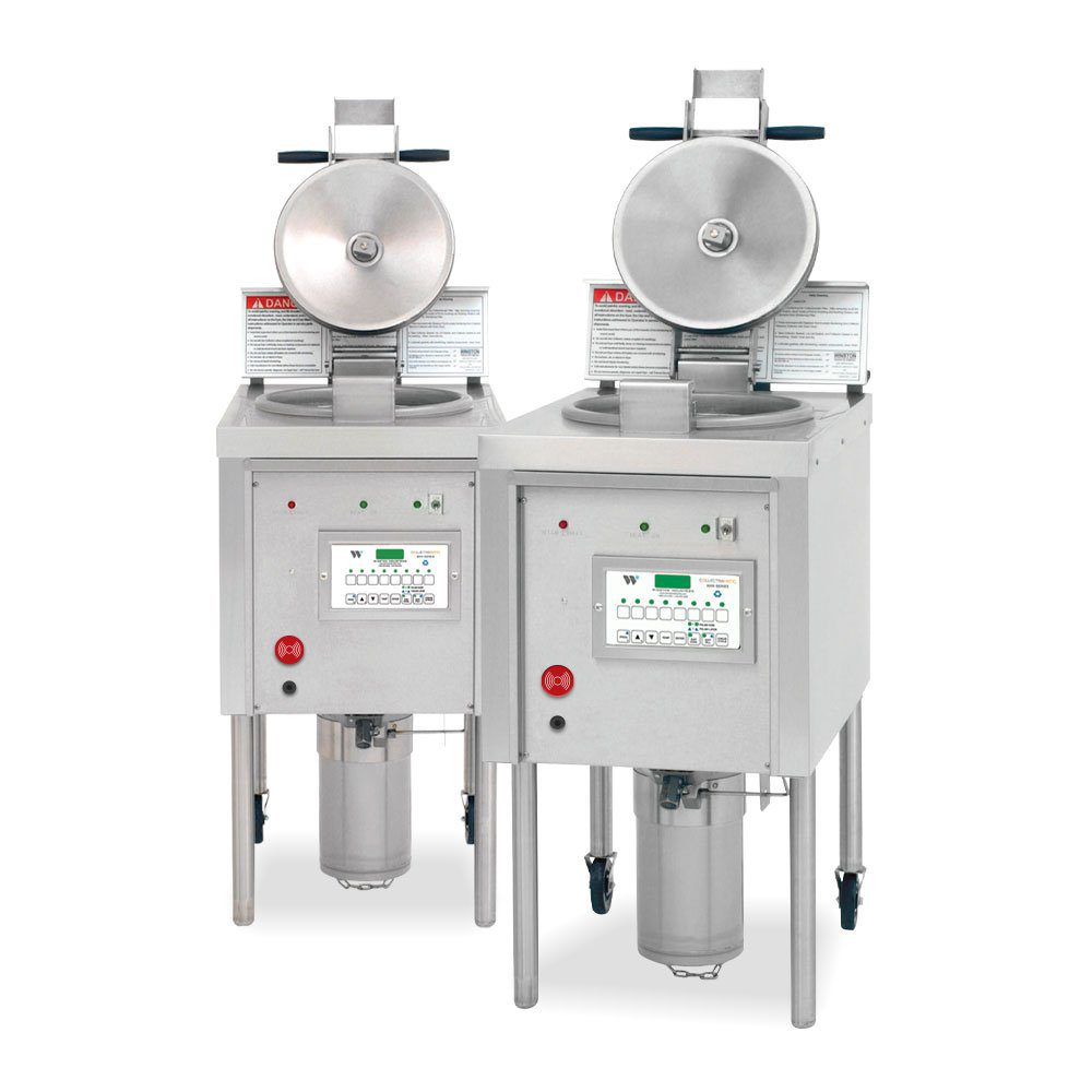 Collectramatic Pressure Fryers - commercial kitchen equipment