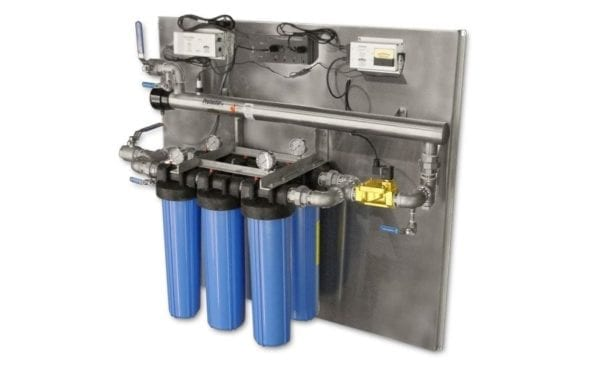 UV Water Disinfection